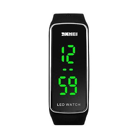 ca487ab17dc Relógio Unissex Skmei Digital 1119 PR - Shecom