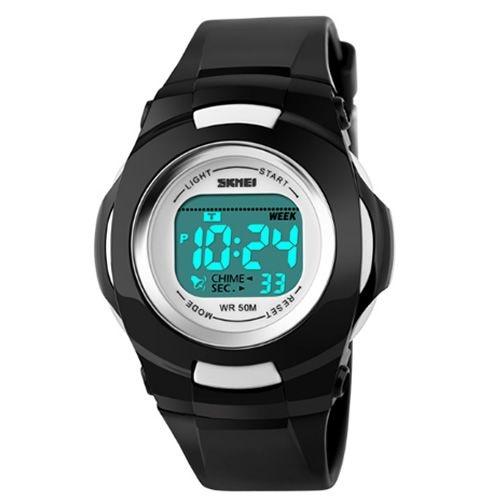 1cb4024eed3 Relógio Infantil Skmei Digital 1094 Preto - Shecom