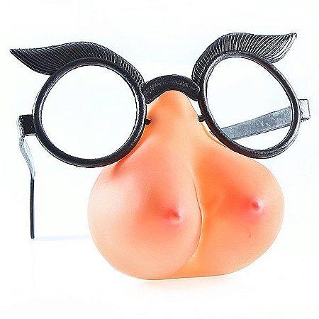 Óculos com Nariz em Formato de Seios - EVA267