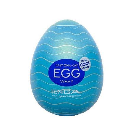 Masturbador Tenga Egg Cool Sensação Refrescante - TEN18