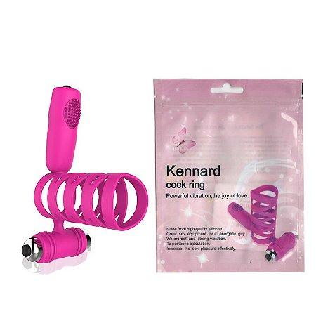 Anel Peniano Com Dupla Vibração Kennard Dibe - DB026