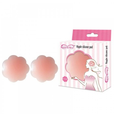 Protetor Aureolar em Silicone KISS BOBO NIPLE SILICONE PAD - BR007