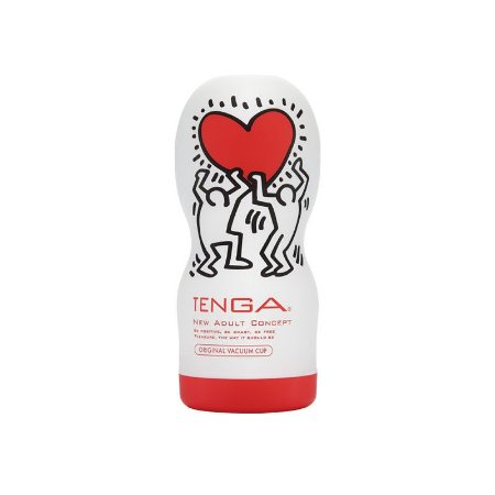 Tenga - Keith Haring Cup Soft Tube - KHC101