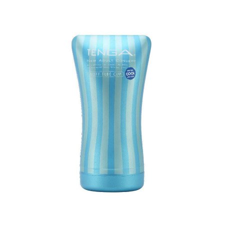 Tenga Soft Tube Cup - Special Cool Edition - TOC102C