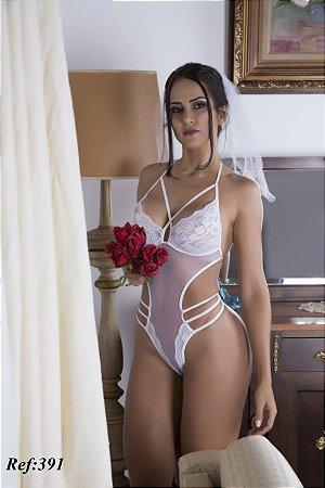 Fantasia Noiva Docinho - 00391