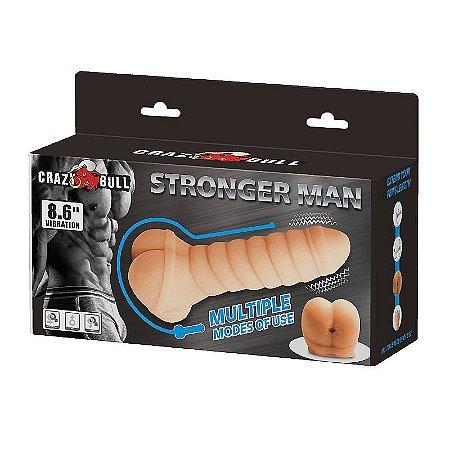 Crazy Bull Masturbador Masculino Stronger Man - 1429