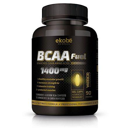 806088e07 BCAA Fuel - 1 Frasco 90 Capsulas em Gel 1400 mg - ProLife Produtos ...