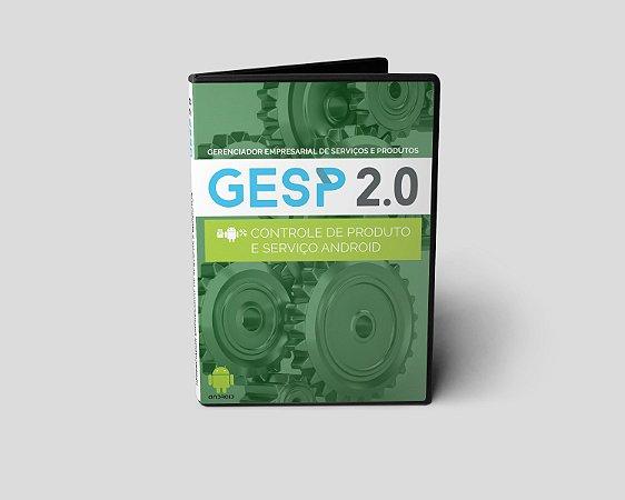 Gesp 2.0 Android - Controle de Produto & Serviço