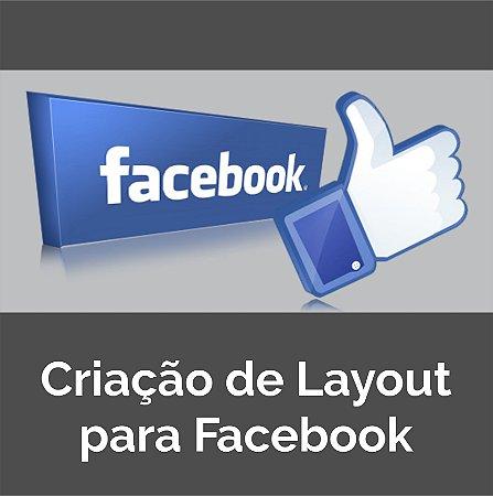 Publicação Facebook - 8 Posts no Mês