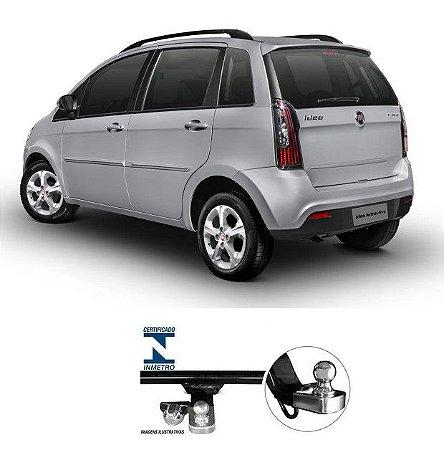 Engate de reboque Fiat Ideia Atractive / Elx  2011/...
