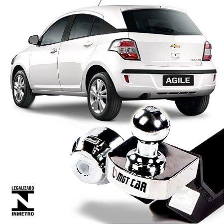 Engate de Reboque Chevrolet Agile 450Kg