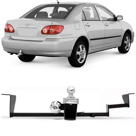 Engate de Reboque rabicho Toyota Corolla 2003 a 2007