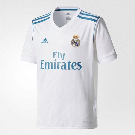 Camisa Adidas Real Madrid 2017/18