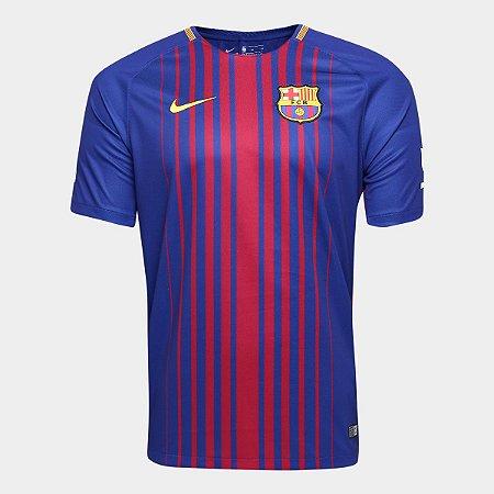 Camisa Nike Barcelona 2017/18