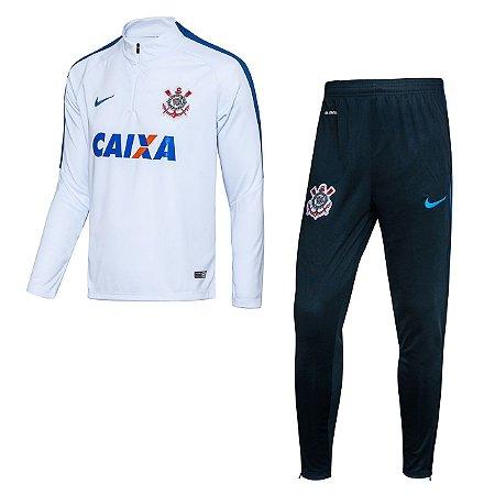 KIT Treinamento Oficial Nike Corinthians