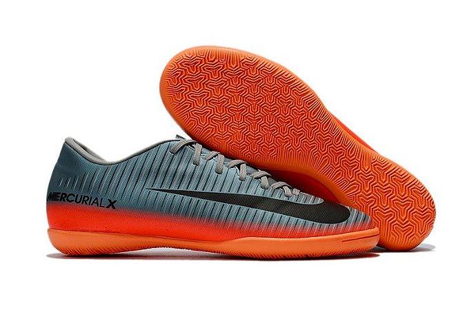 Chuteira Nike Mercurial Victory VI IC CR7  - Futsal