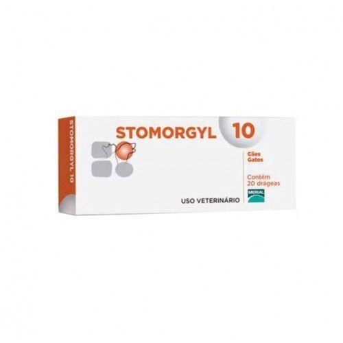Stomorgyl 10 C/ 20 Compr