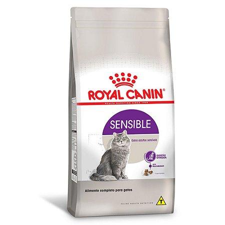Ração Royal Canin Gatos Sensible 1,5Kg