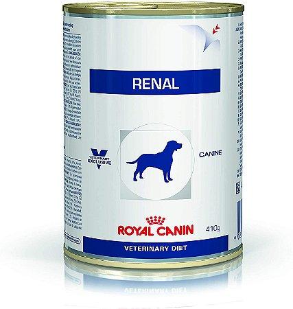 Alimento Úmido Royal Canin Cães Renal 410G
