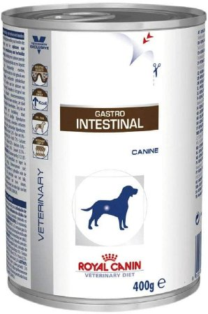 Alimento Úmido Royal Canin Cães Gastro Intestinal 400g