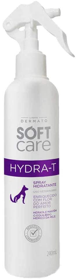 Spray Hidratante Hydra-T Soft Care Pet Society 240Ml