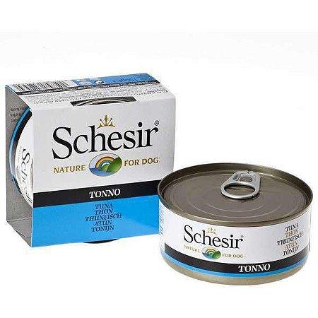 Schesir Dog Atum 150G