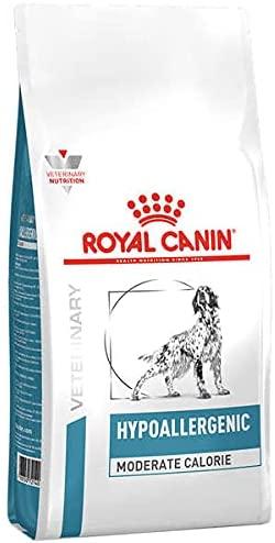 Ração Royal Canin Cães Aultos Veterinary Hypoallergenic Moderate Calorie 2Kg