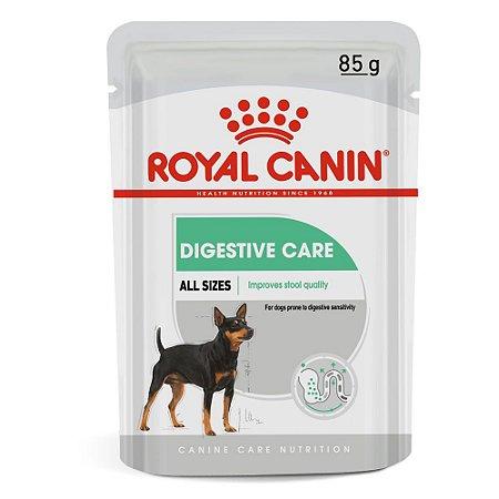 Alimento Úmido Royal Canin Cães Adultos Digestive Care 85g