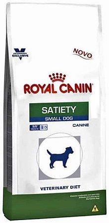 Ração Royal Canin Cães Satiety Raças Pequenas Small Dog