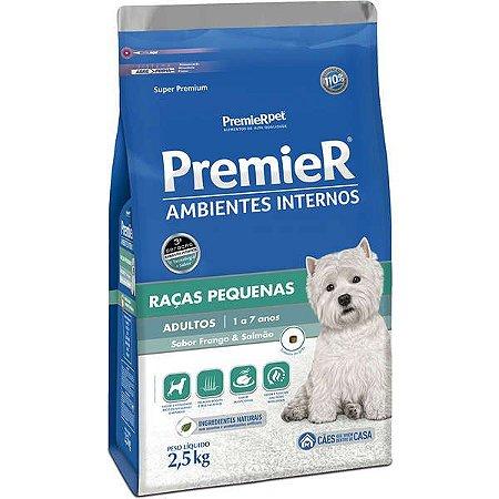 Ração Premier Cães Adultos Ambientes Internos
