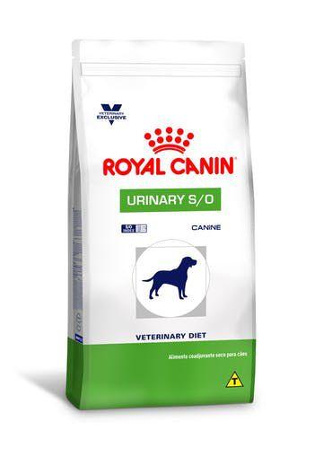 Ração Royal Canin S/O Canine Urinary