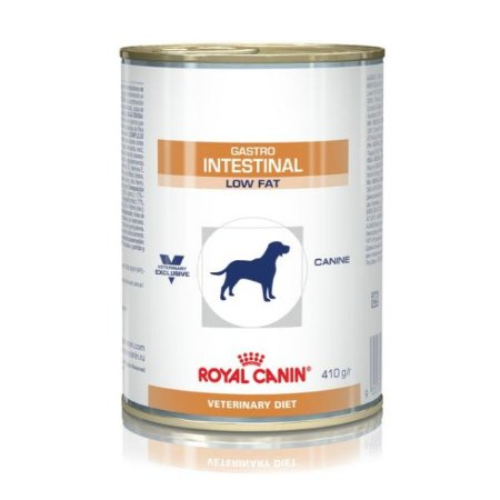Ração Úmida Royal Canin Gastro Intestinal Low Fat