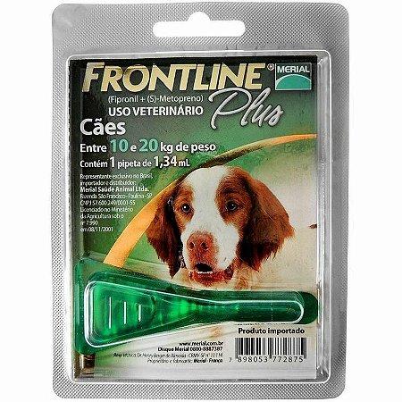 Frontline Plus 10 à 20 kg