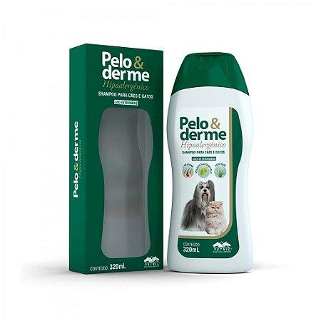 Pelo e Derme Shampoo Hipoalergênico 320ml