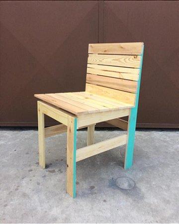 Cadeira pallet simple - venda e locação