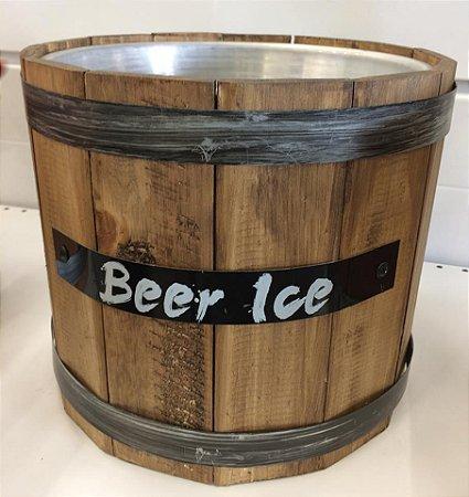 Balde de gelo de pallet - locação e venda