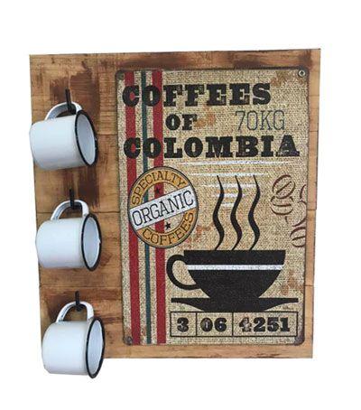 Painel café Colombia