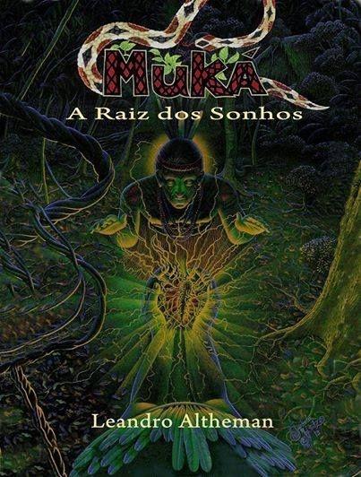 Livro Muka  A Raiz  dos Sonhos