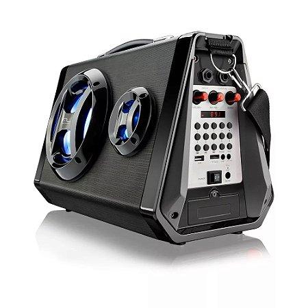 Som Portátil Active Sound Bluetooth Multilaser - SP217