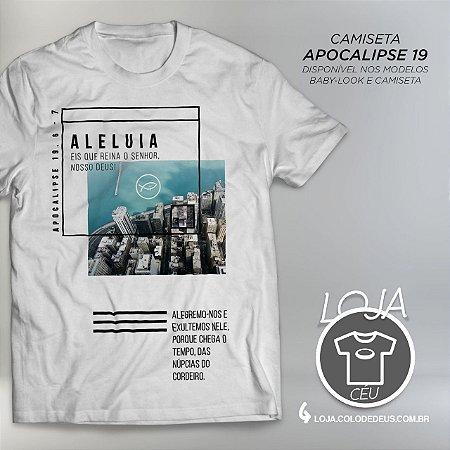 Camiseta Apocalipse 19