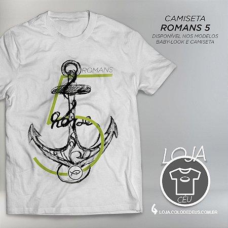 Camiseta Romans 5
