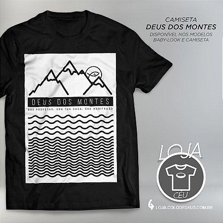 Camiseta Deus dos Montes