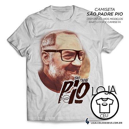 Camiseta Father Pio