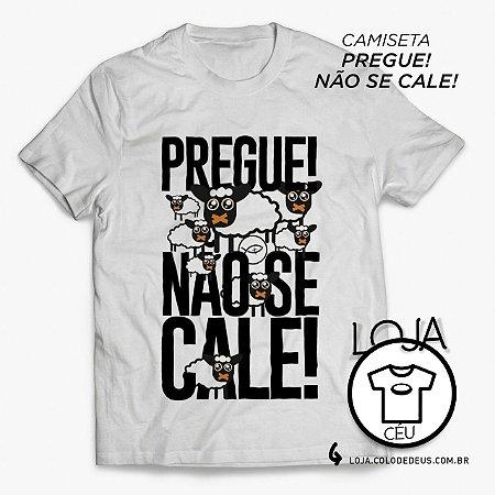 Camiseta Pregue
