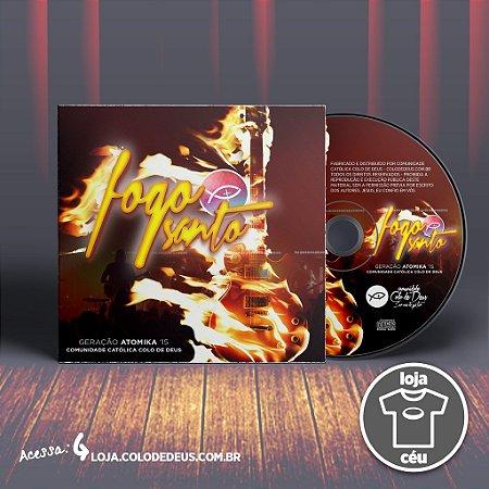 CD Fogo Santo - Geração Atomika '15