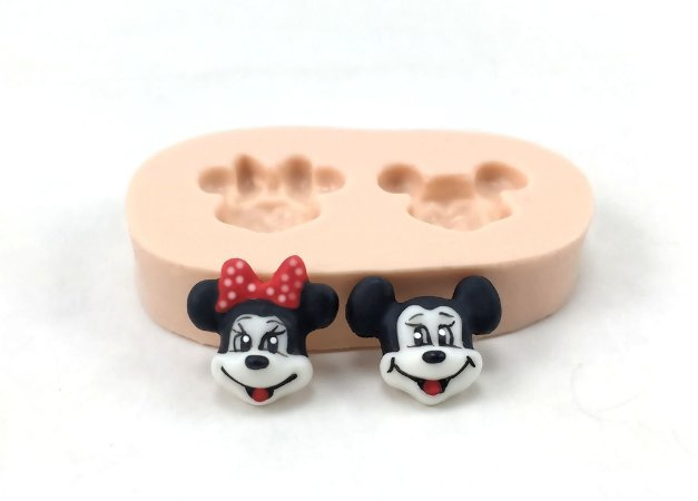 1022 - Cara Mickey Minnie mini