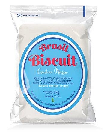 Massa Brasil Biscuit - 1K. natural