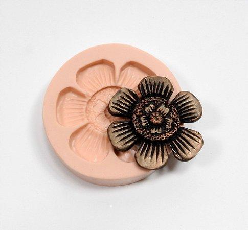 447 - Flor decorativa pequena