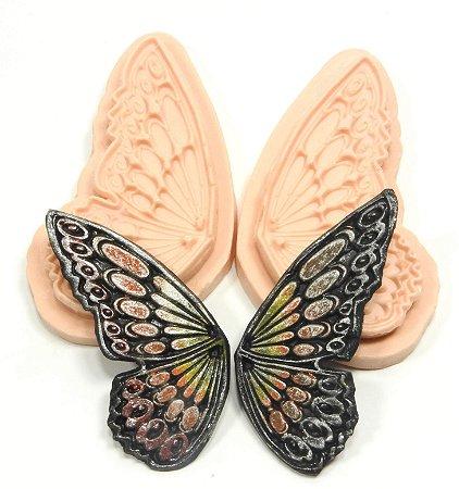 348 - Asas de borboletas 3D