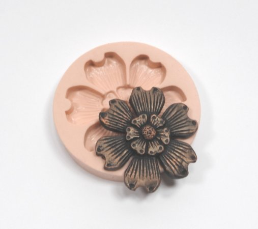 448 - Flor decorativa gr.